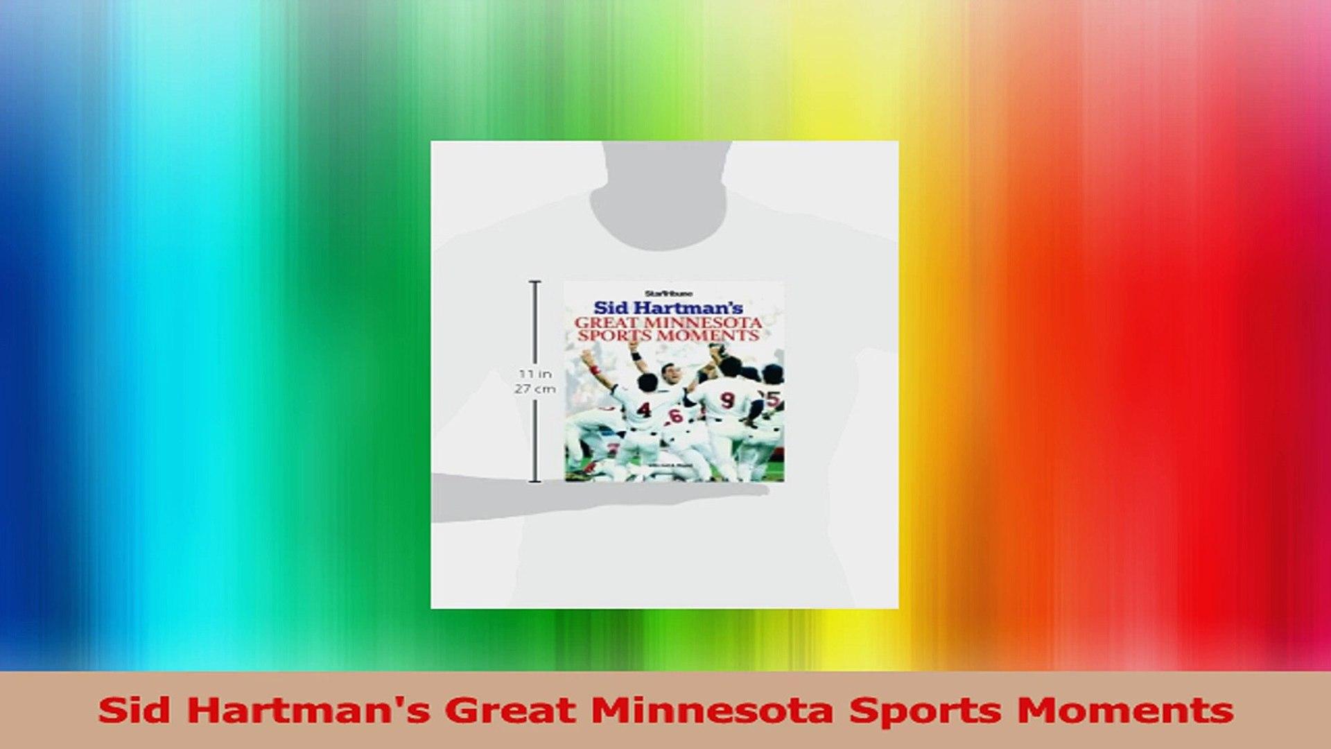 Sid Hartmans Great Minnesota Sports Moments PDF