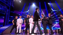 Watch Jamie Raven and UDI go through to the final | Semi Final 3 | Britains Got Talent 20