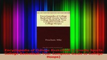 Encyclopedia of College Basketball 1 Inside Sports College Basketball Your Complete Read Online