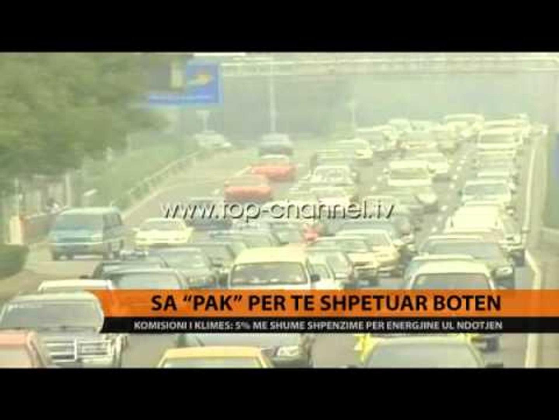 """Sa """"pak"""" për të shpëtuar botën - Top Channel Albania - News - Lajme"""