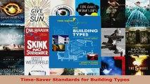 Read  TimeSaver Standards for Building Types EBooks Online