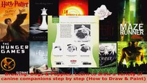 Read  Drawing Dogs  Puppies Learn to draw a variety of canine companions step by step How to PDF Online