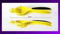 Best buy Citrus Juicers  Lemon Squeezer  Lemon Lime and Small Citrus Fruits Manual Juicer with NonSlip Easy Grip