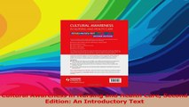 Cultural Awareness in Nursing and Health Care Second Edition An Introductory Text Read Online