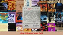Read  She Slipped and Fell Ebook Free