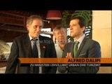 Turneu i brixhit në Durrës - Top Channel Albania - News - Lajme