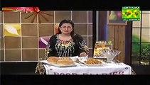 Food Diaries Recipe by Zarnak Sidhwa Masala TV 24 Nov 2015 P2