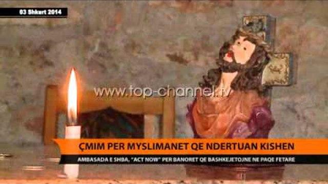 Çmim për myslimanët që ndërtuan kishën - Top Channel Albania - News - Lajme