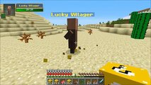 Minecraft_ LUCKY BLOCKS (LUCKY VILLAGERS, WISHING WELLS, LUCKY POTIONS, & MORE!) Mod Showcase