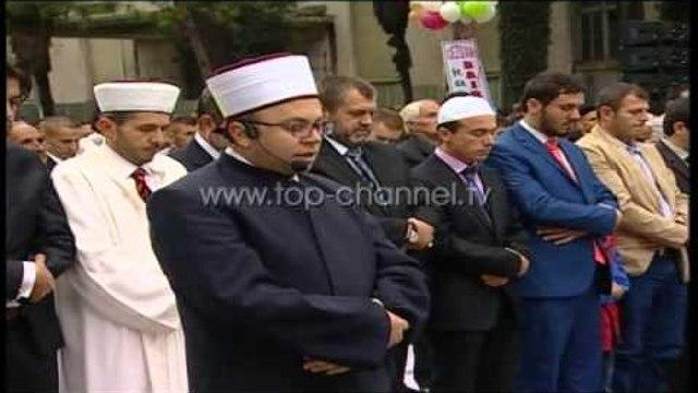 Myslimanët festojnë Kurban Bajramin - Top Channel Albania - News - Lajme