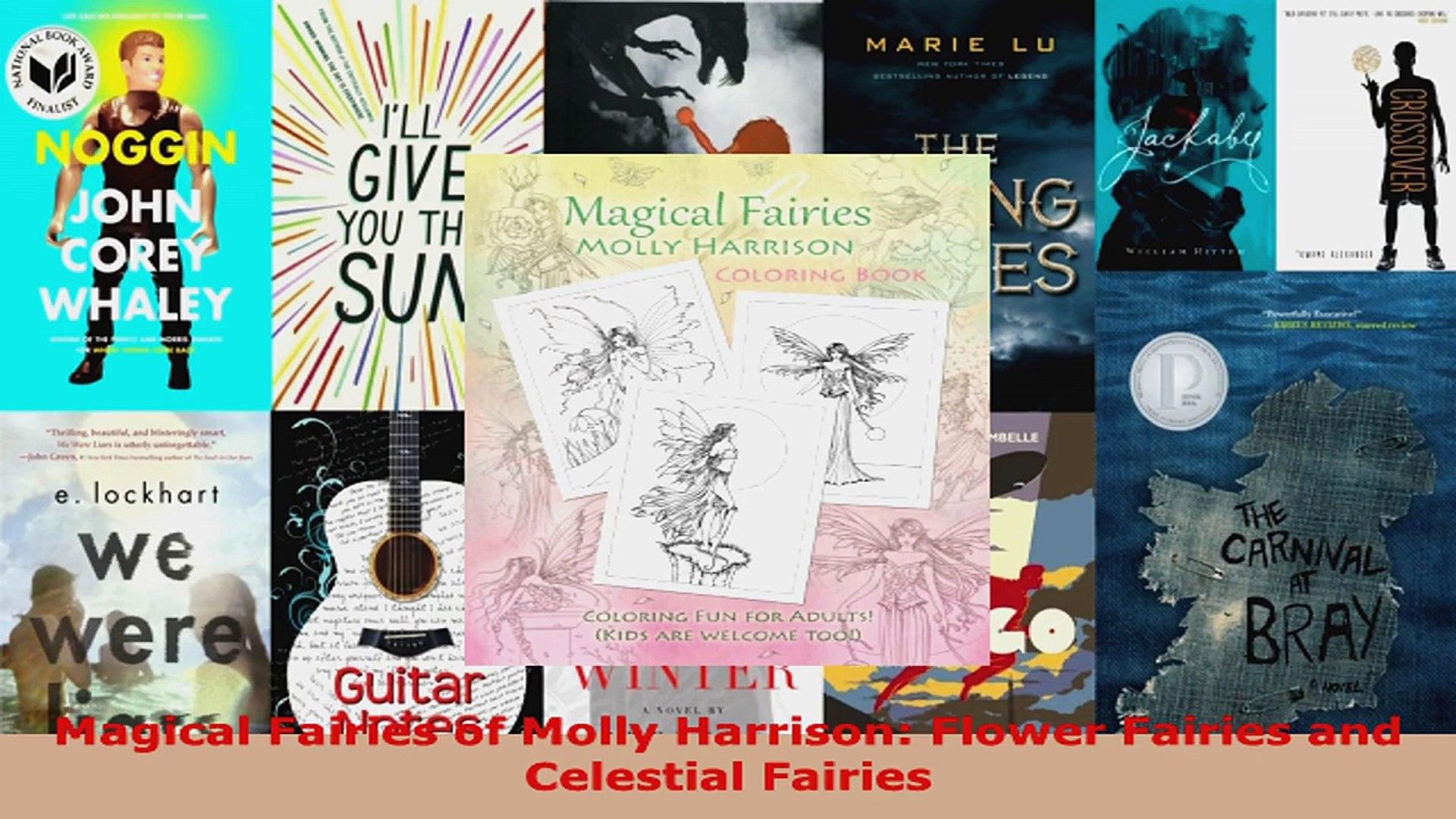 Download  Magical Fairies of Molly Harrison Flower Fairies and Celestial Fairies PDF Online