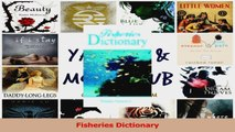 PDF Download  Fisheries Dictionary Download Online