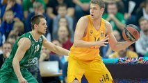[HIGHLIGHTS] BASKET (Euroleague): Stelmet Zielona Gora - FC Barcelona Lassa (64-93)