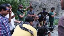 atif behind the scene of song video-dil kary-from upcoming movie-ho mann jahan
