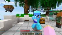 Minecraft- Little Carly Skyblock : OUR FIRST SKYBLOCK ADVENTURE!
