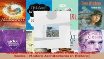 Read  Brazil Modern Architectures in History Reaktion Books  Modern Architectures in History EBooks Online