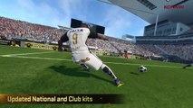 Pro Evolution Soccer 2016 - Bande-Annonce - Pack de Données #2