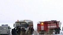 15 mortos em acidente de helicóptero na Sibéria - RAW 15 killed in helicopter crash in Siberia