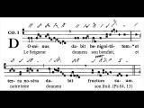 Communio 'Dominus dabit', Dominica prima Adventus