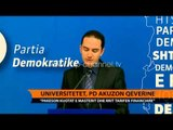 Universitetet, PD akuzon qeverinë - Top Channel Albania - News - Lajme