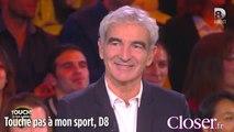 TPMS : le mot doux d'Estelle Denis à Raymond Domenech
