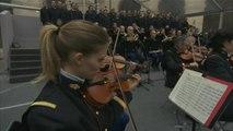 "Hommage national : interprétation de ""Va, pensiero"" du Nabucco de Verdi"