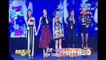 20151125 娛樂百分百 Popu Lady 淘汰賽 報導[HD]