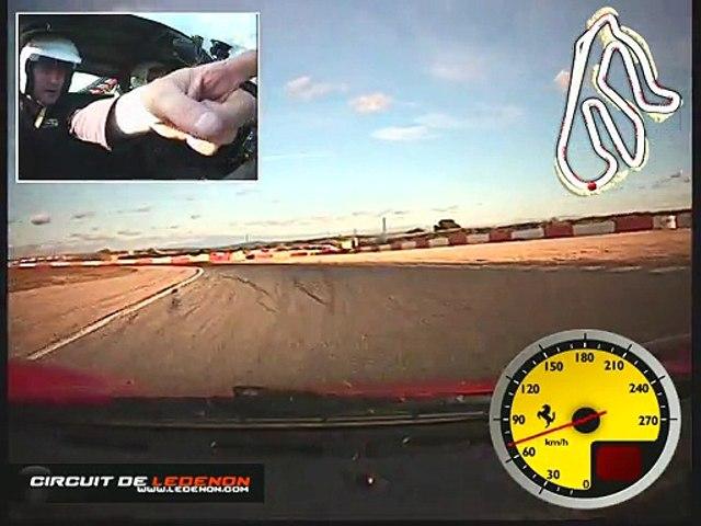 Votre video de stage de pilotage  B018221115LE0035