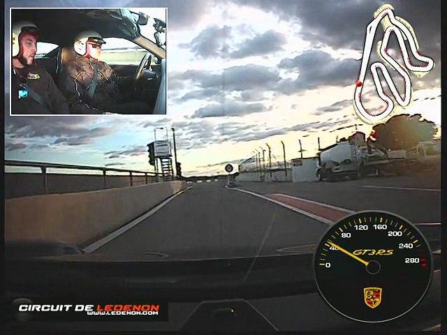 Votre video de stage de pilotage  B018221115LE0063