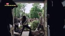 The Walking Dead Season 6 6x03 FOX 1 LA Promo Thank You Subtitulos en Español HD