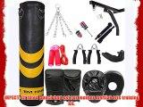IMPECT 4ft punch bag set martial arts training kickboxing punching training heavy duty equipment.