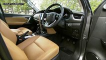 ► 2016 Toyota Fortuner Drive, OffRoad and Static Shots & Interior/Exterior