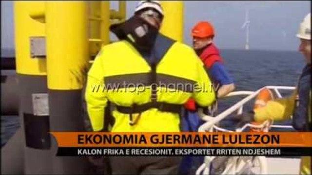 Ekonomia gjermane lulëzon - Top Channel Albania - News - Lajme