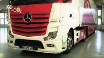مرسيدس إيفيسينسي ران - تخفيض انبعاثات غاز ثاني أكسيد الكربون في الشاحنات | عالم السرعة