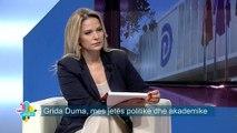 Takimi i pasdites - Interviste me Grida Dumen! (7 nentor 2014)