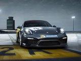 La Porsche Cayman GT4 Clubsport se prend pour un avion