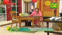 Masala Mornings Recipe Kung Pao Prawns by Shireen Anwar Masala TV P1