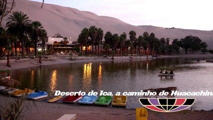 Paracas, Huacachina, Peru Travel