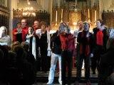 Saulty : gospel avec le groupe Arbolesco