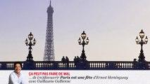 """relire - """"Paris est une fête"""" d'Ernest Hemingway par Guillaume Gallienne"""