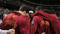 LeBron voices concerns about Cavaliers