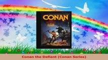 Conan the Defiant Conan Series Read Online