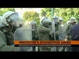 Protesta të dhunshme studentore në Greqi - Top Channel Albania - News - Lajme