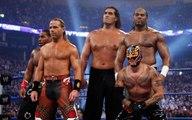 WWE - Jeff Hardy vs. MVP vs. Big Show vs. The Great Khali vs. Umaga vs. Mr. Kennedy