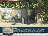 Cuba: política migratoria de EE.UU. obstaculiza relación diplomática