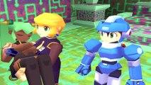 Let's Play Mega Man Legends 2 Part 24 - Pokemon Transformers