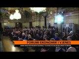 Forumi ekonomik i Vjenës, Rama: Koha për projekte rajonale - Top Channel Albania - News - Lajme