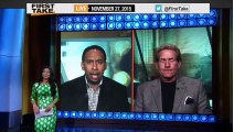 ESPN First Take - Seattle Seahawks vs Pittsburgh Steelers   Who Wins