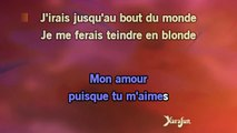 Karaoké Lhymne à lamour (duo) - Lara Fabian *
