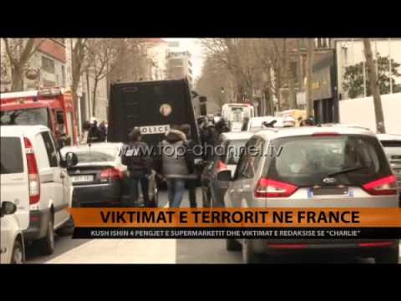 Viktimat e terrorit në Francë - Top Channel Albania - News - Lajme
